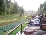 Tren Nariz del Diablo, Ecuador