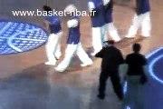 Hip hop break dance AllStar Game Basket