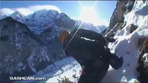WINTER B.A.S.E. -  BASE Jumping and Wingsuit Proximity Flying