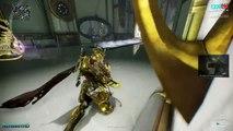 Warframe: Fight For The Stalker 6. ( Paris Prime Vs Stalker )