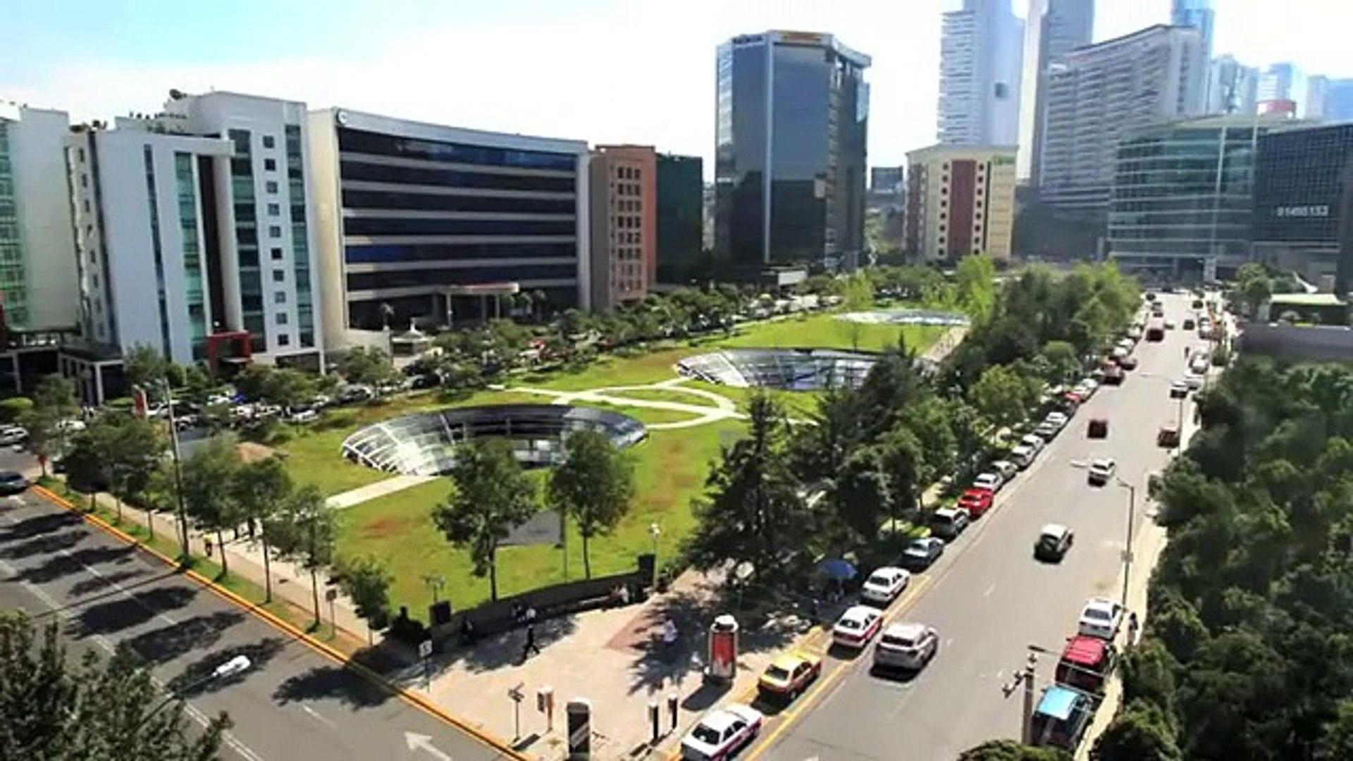 Argentina en Mexico - Garden Santa Fe. Santa Fe Mexico (HD)