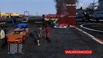 GTA 5 ONLINE BIG FUN MONEY LOBBY WITH CRAZY MODZ AND WEARS MODZ / PART 1  (GTA 5 FUN MODS)