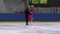3 Alla LOBODA / Pavel DROZD (RUS) - ISU JGP Riga Cup 2013 Junior Ice Dance Short Dance