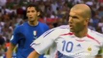 Zinedine Zidane - HIGHLIGHTS - DRIBBLING SKILLS - BEST GOALS