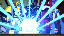 Transformers Animated - Transform And Roll Out Part 1