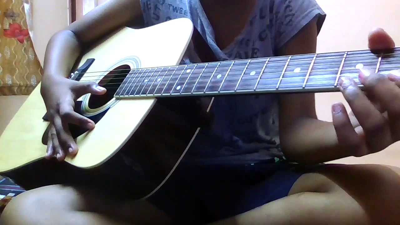 Tu Jaane Na Guitar Tabs