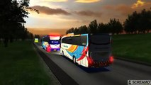 Mod apkmod money bus simulator Indonesia, livery skin xhdhd - video