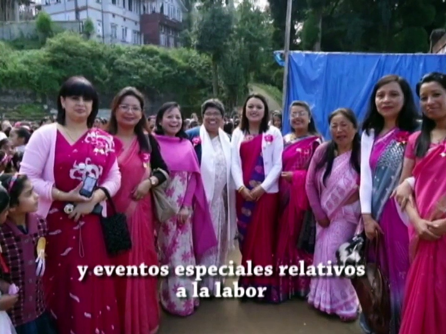 IBVM NGO 10 YEARS  Subtitulos