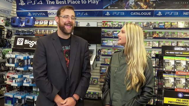 Pen Centre's Fashion Minute:  This Fall's Hottest Video Game Releases