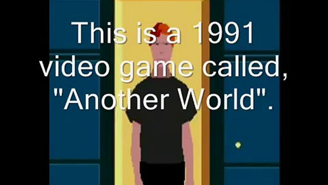 ANOTHER OLD VIDEO GAME-23/9/15 ASTEROID IS FACT!