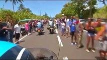 2015/08/07 08h00 France Ô► 65ème Tour Cycliste de Guadeloupe Vendredi 07 Août 2015 Cyclisme 971