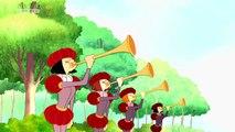 Tom & Jerry - Robin Hood und seine tollkühne Maus und Der Zauberer von Oz am 15.8. bei SUPER RTL