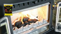 How To Light A Coal Fire Using Homefire Ovals, Kindling and Firelighters