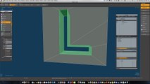 Modo 401 3D Modeling Tutorial: Working With Booleans Part 5