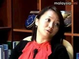 Part 2: Hannah Yeoh goes 'Uncensored' on Mkini.tv