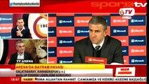 """Hamzaoğlu: """"Bunu hep yapıyoruz"""""""