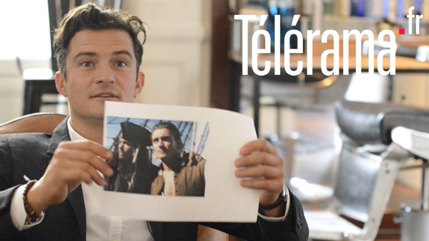 """Orlando Bloom : """"Jouer dans """"Pirates des Caraïbes"""" a changé ma vie"""""""