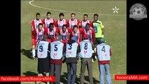 ملخص مباراة حسنية أكادير 1 : 0 شباب الريف الحسيمي الدورة 13 موسم 2013/2014