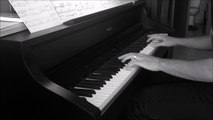 Alan Menken - Beauty and the Beast (piano solo)
