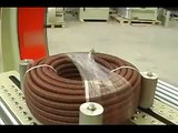 hose pipe packing machine, pipe coil packing