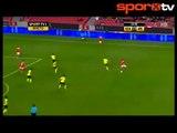 Oscar Cardozo coştu Benfica rahat kazandı! | Benfica 6-0 Desportivo Aves