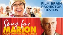 Projector: Song for Marion (AKA Unfinished Song) (REVIEW)