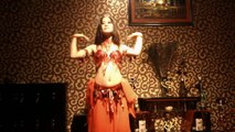 shik shak shok biểu diễn belly dance Ho Lan - mua bung Viet Nam
