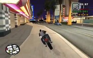 GTA San Andreas - How to do the all of the Unique Stunt Jumps in The Desert and Las Venturas at the very beginning of the game (with the same vehicle), in locked areas of the game with a 4-Star Wanted Level (17 Stunt Jumps total) - Part 3 (of 3)