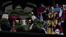 Transformers Animated - Transform And Roll Out Part 3