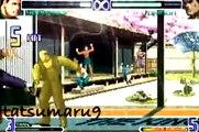 YAMAZAKI - combos nivel medio y experto paso a paso de yamazaki kof 2002