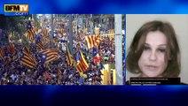 Catalogne: entre 1,4 et 2 millions de personnes à la mobilisation indépendantiste