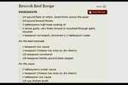 broccoli beef recipes   beef recipes   food recipes   easy recipes  