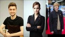 Linkin Park - Burn It Down (Daniel Radcliffe, Emma Watson & Rupert Grint)