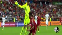 Spain 2-0 Slovakia (Euro Qualifying 2016)