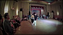 Murat and Michelle Erdemsel at YolaTango: Improve floor craft on tango dance-floors PART-2