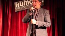 "Stand-Up Comedy- ""Nipples, Banana Peels""- Pete Kern, Humor U"