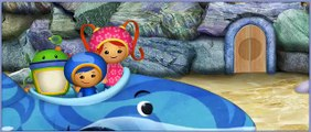 Team Umizoomi Shark Car Race to the Ferry Games For Kids - Gry Dla Dzieci