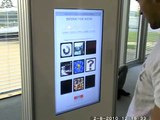 """Master Thesis Project in Computer Science: """"Interactive Kiosk for the Rolex Learning Center"""""""