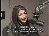 TalkingStickTV - Naomi Klein - The Shock Doctrine