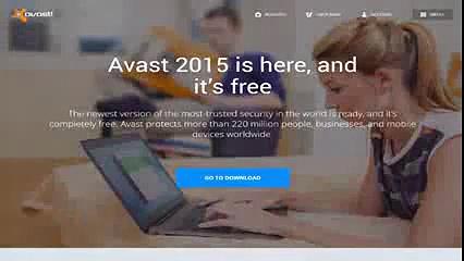 Best Free Antivirus Software 2015
