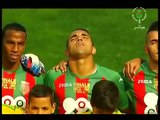 Les kabyles tournent le dos à l'hymne arabe algérien .