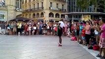 Hip Hop, Place de la Comédie, Montpellier, 09/07/11 (1)