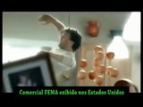 Comercial FEMA - Dublado Português