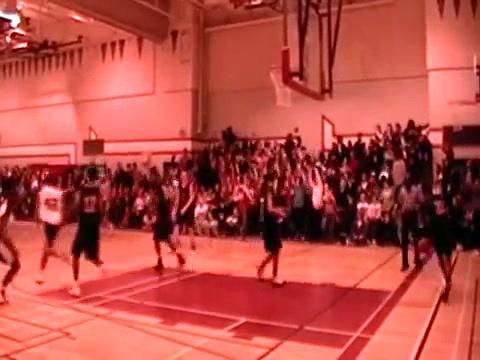 Justin Edwards Basketball Highlights