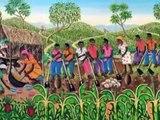 Kompa Music - Jacques Sauveur Jean, Haiti Cherie- Haitian Art