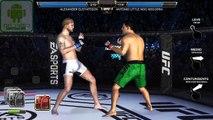 EA Sports™ UFC v1.4.827770 para #Android - Juego de peleas MMA - #Gameplay