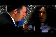 Troy Polamalu Interview Turns Into Troy Polamalu Hair Care Tips