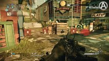"""CoD: Ghosts - """"LEARNING THE SPAWNS"""" Strikezone Spawn Guide - Multiplayer Tips and Tricks"""