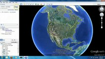 Step 3 - Add your data points to Google Earth