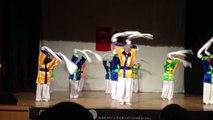 Erciyes Üniversitesi Kore Dili ve Edebiyatı Edebiyat Etkinliği Maske Dansı (